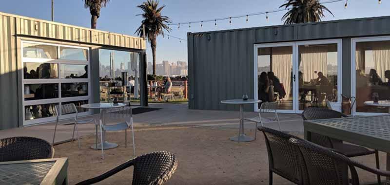 Mersea Restaurant, Bar and Venue