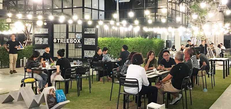 TREEBOX Restaurant