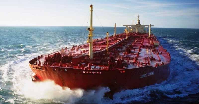 seawise giant oil tanker