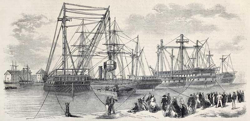 old port loading methods