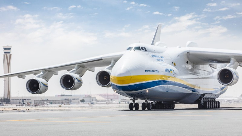 largest cargo planes in the world