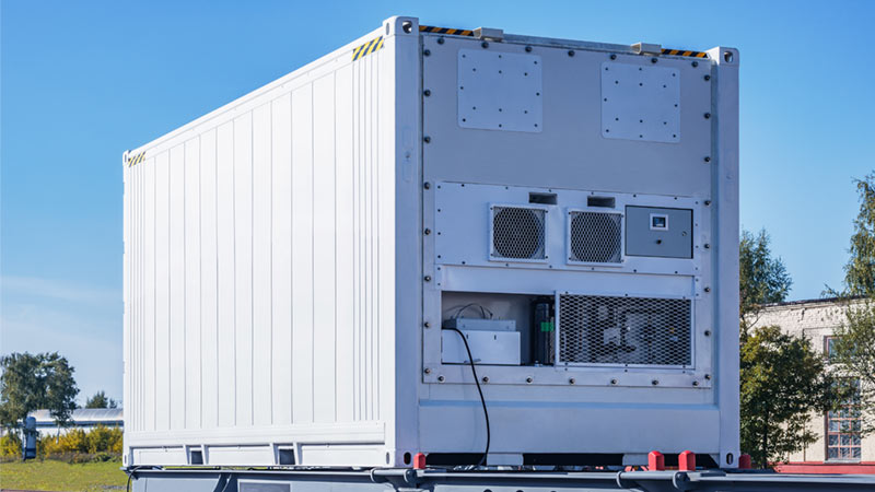 Non-Operating Reefer (NOR) Containers